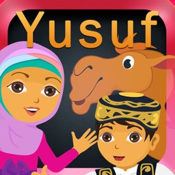 Yusuf-Stories of the Prophets- Islamic Apps Series based off Quran/Koran Hadith from Prophet Muhammad and Allah for Muslims - Ramadan Muslim Eid day Numaz Dua!