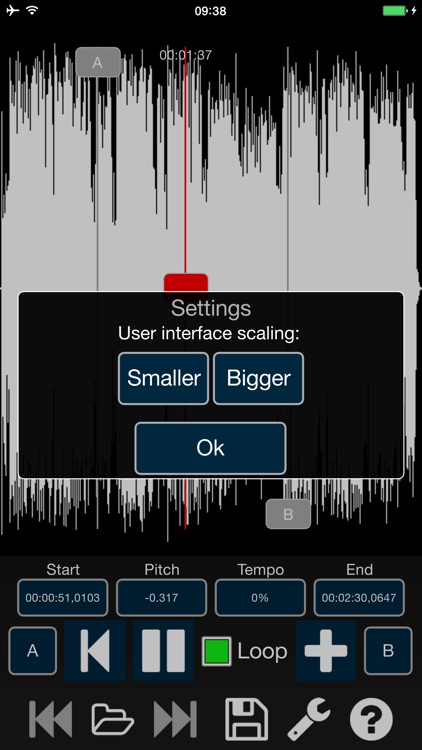 Audio Speed Changer Pro screenshot-4