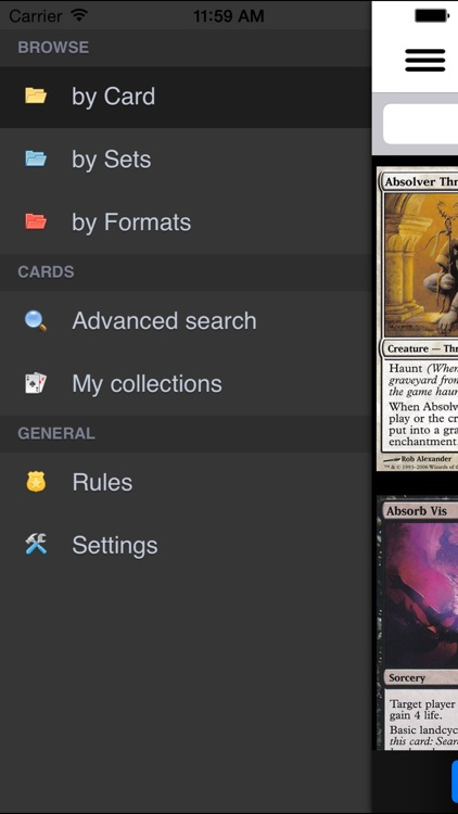 Magic trading card game database - Pricing, cards and decks for MTG