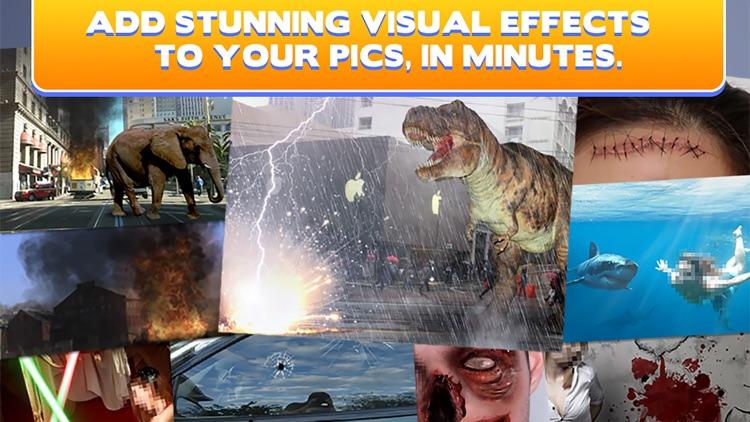 VFX Studio - Action Photo FX screenshot-0