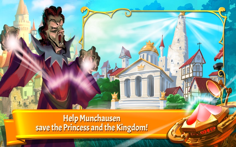 The Surprising Adventures of Munchausen screenshot 5