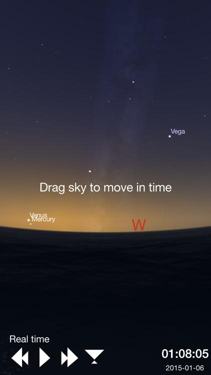 Stellarium Mobile Sky Map screenshot-3