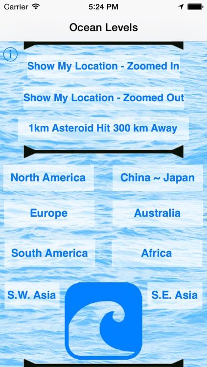 Ocean Levels