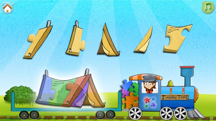 Train School Free: Musical Learning Games