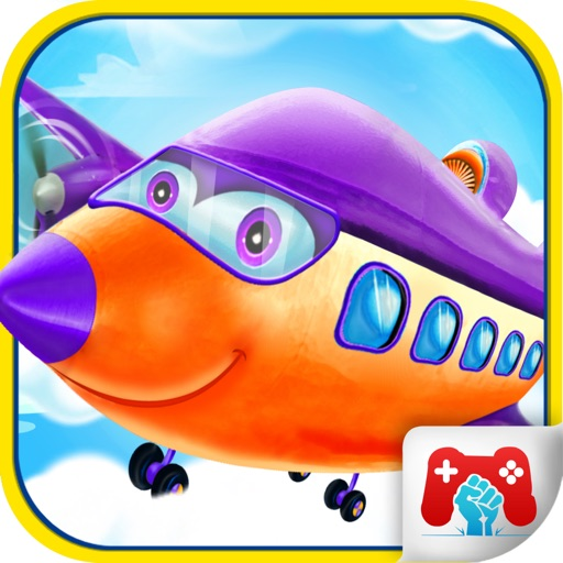 Daycare Airplane Kids Game