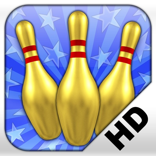 Gutterball: Golden Pin Bowling HD