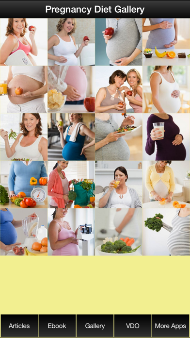 Pregnancy Diet Plan - Have a Fit & Healthy Pregnancy !のおすすめ画像3
