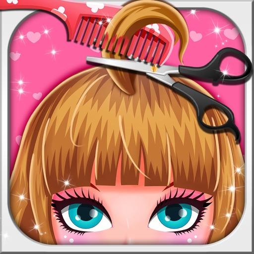 Top hair salon-Kids Games