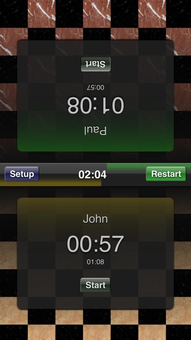 Chess Clock Freeのおすすめ画像5