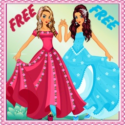My Beautiful Princess Dress Up and Make Up Game