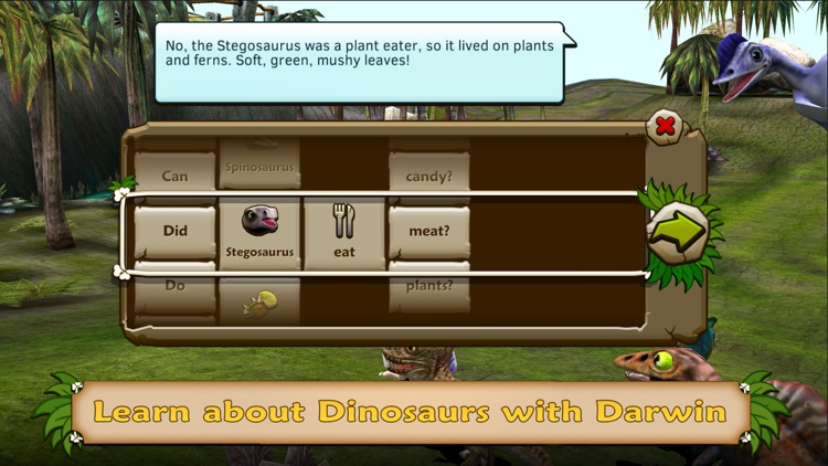 Dino Tales – literacy skills from creative play screenshot-3