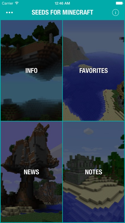 Seeds for Minecraft - Ultimate Guide with Seed Descriptions and Codes! screenshot-0
