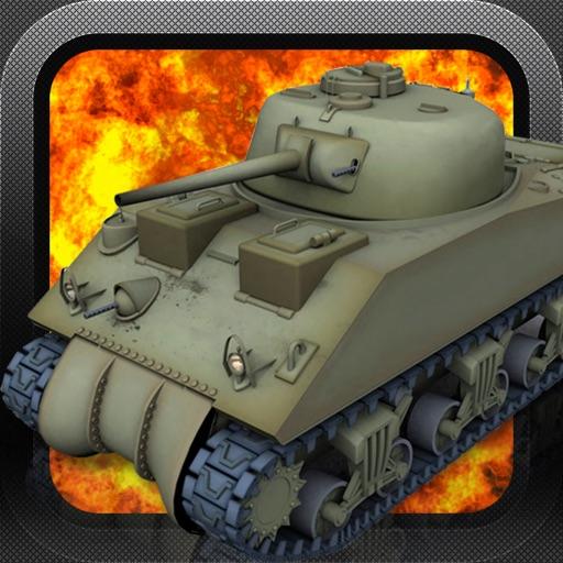Боевой танк - БЕСПЛАТНАЯ игра-сражение