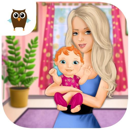 Sweet Baby Girl Newborn Baby Care - Kids Game