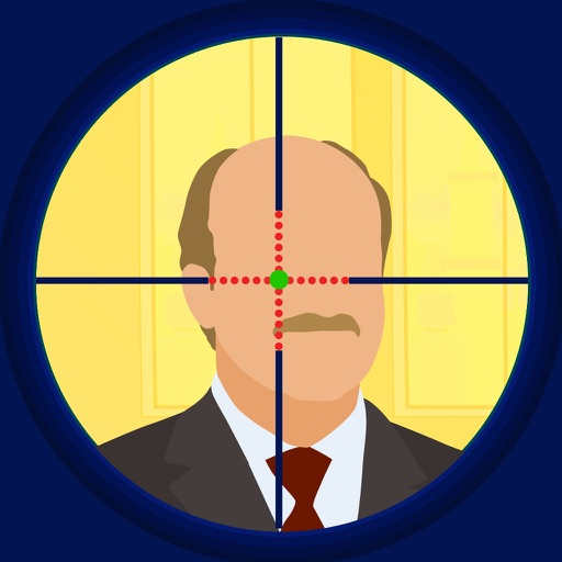 Angry Boss Shooter 2015 icon