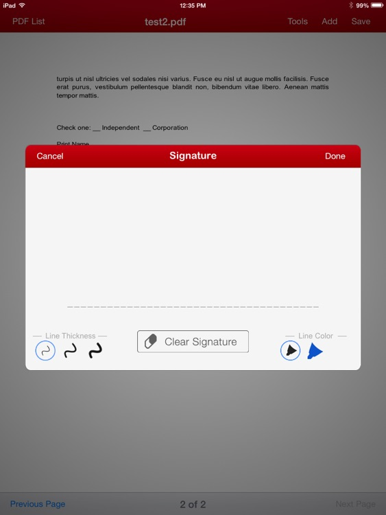 SignMyPad screenshot-3