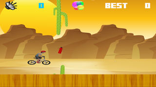 Xtreme Skills BMX Bike Rider Trials: Mad Race Grind screenshot two