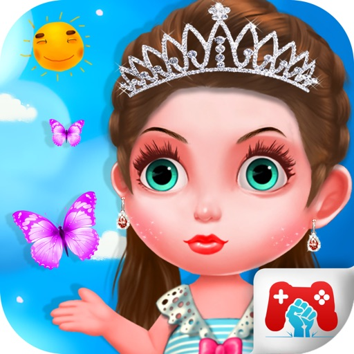 Baby Girl 3D Day Care And Dressup