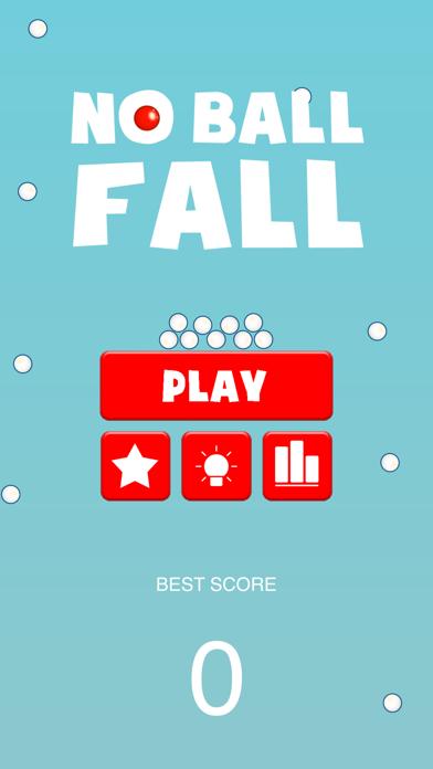 No ball fall screenshot one