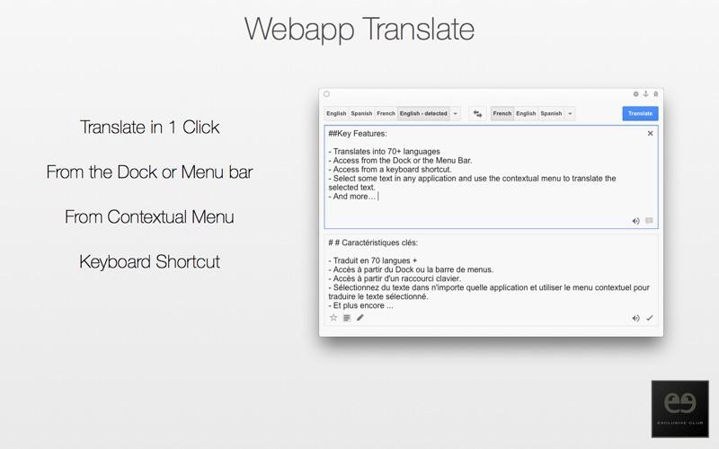 Webapp Translate | App Price Drops