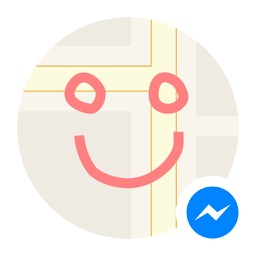 Draw on Maps for Messenger