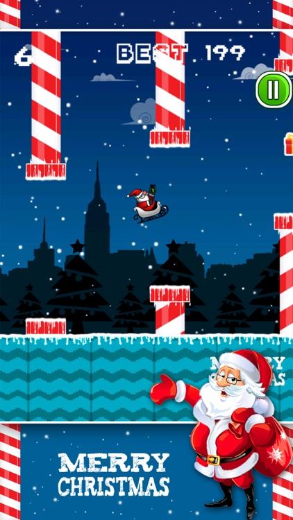 Flappy Santa Claus : Christmas Special screenshot-4