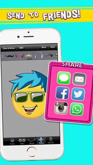 Custom Emoji Maker Screenshot