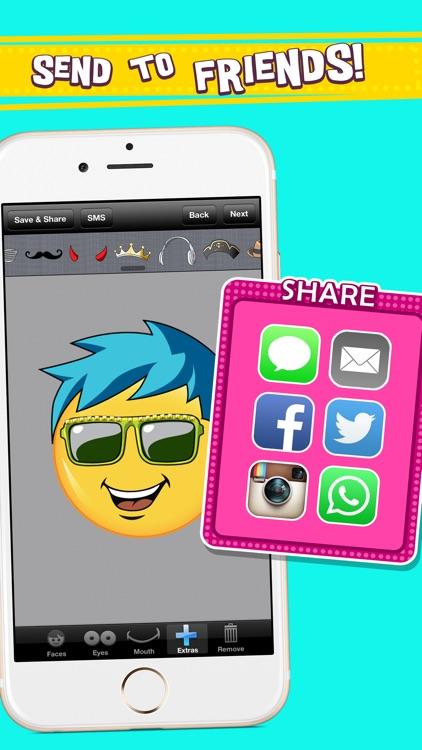 Custom Emoji Maker screenshot-3