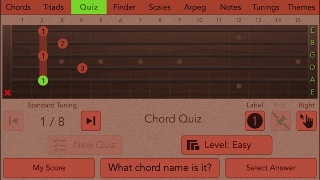 All Guitar Chords On The App Store
