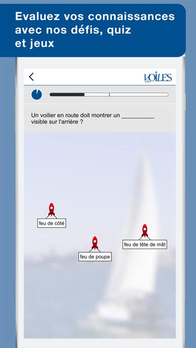 Feux & marques des navires - Voiles et voiliers - Au programme du Permis Côtierのおすすめ画像3