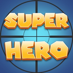 Super Hero Combat Shooter Race - cool speed shooting arcade game