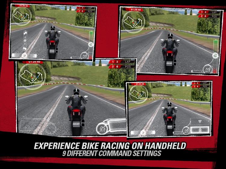 Ducati Challenge HD Free screenshot-3