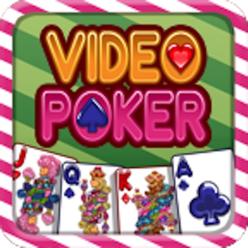 Candy Land Video Poker - Win Big Free Game