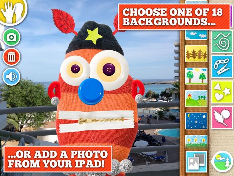 Puppet Workshop - Creativity App for Kids screenshot-3