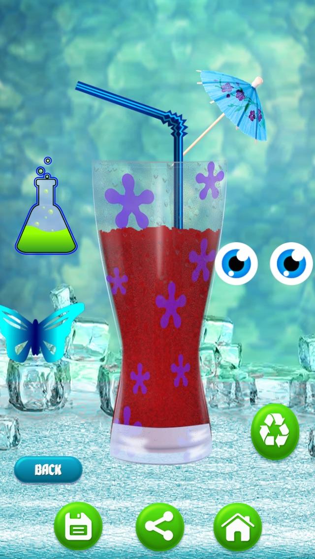 Chilled Smoothie Slushy Maker Pro - New drinking shake game-4