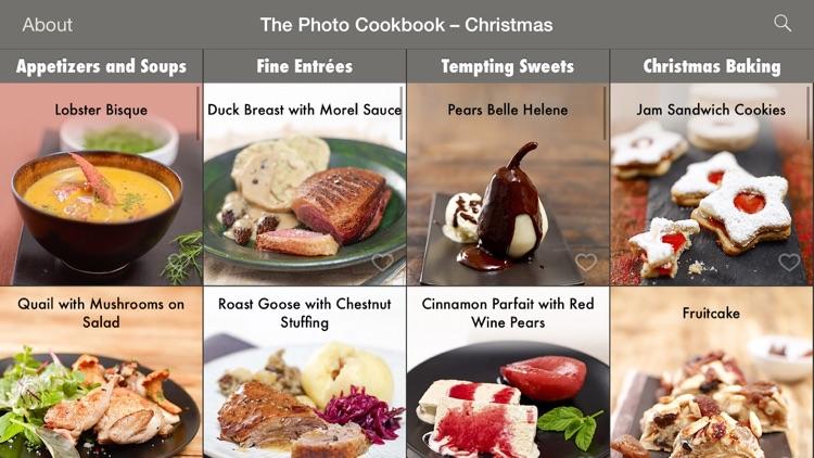 The Photo Cookbook – Christmas screenshot-0