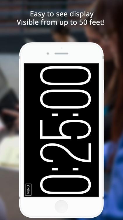 Silent Touch Timer screenshot-0