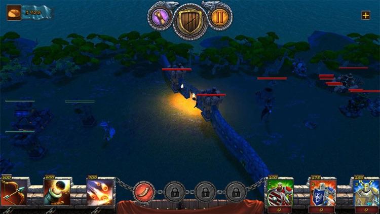 Battlemist: Clash of Towers screenshot-4
