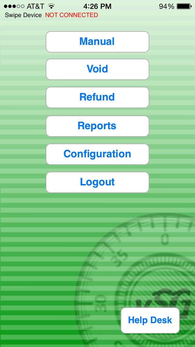 CellSwipe for iPhone screenshot one