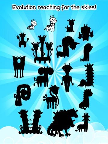 Скачать игру Giraffe Evolution   игру мутантных жирафов