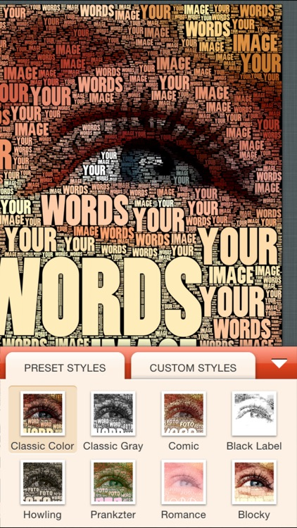 WordFoto screenshot-0