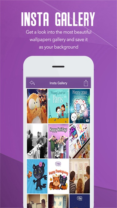 All in One For Viber screenshot two