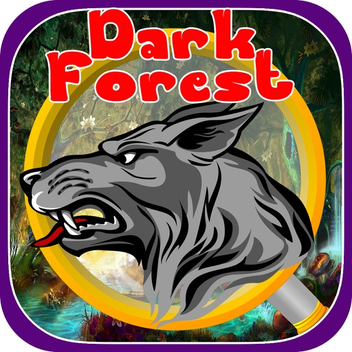 Hidden Objects: Dark Side of the Forest