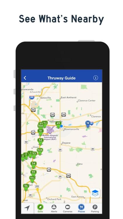 NY Thruway Guide screenshot-0