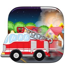 Rio the Red Fire Truck - Truck Fire Rescue Pro