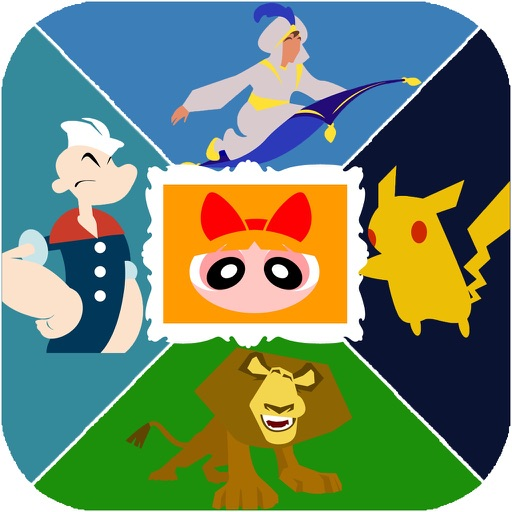 Guess Cartoon Character - Mega Cartoon Quiz by Alec Richard