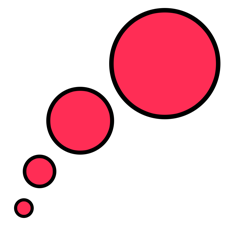 Activities of Super Red Dot Jumper - Make the Bouncing Ball Jump, Drop and then Dodge the Block