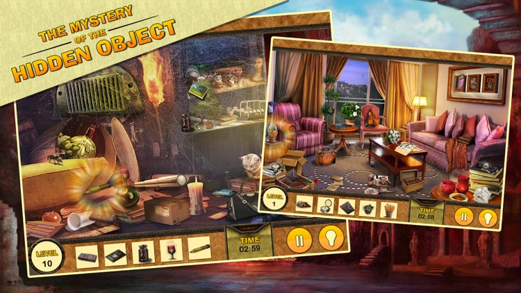 The Mystery of the HIDDEN OBJECTS screenshot-3