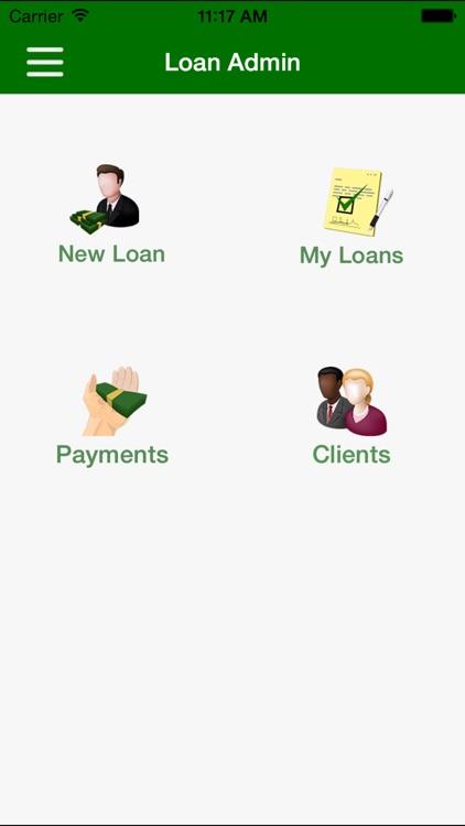 LoanAdmin screenshot-0