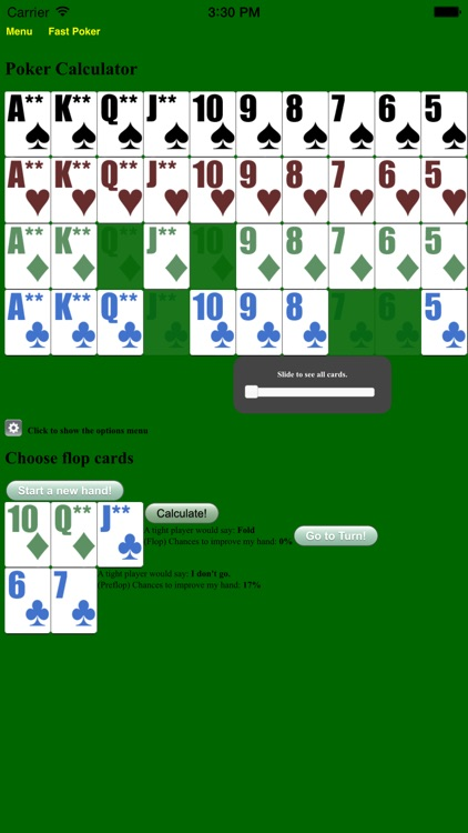 free Fast Poker Texas Hold 'Em - BA.net screenshot-4